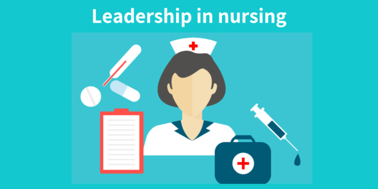 leadership in nursing